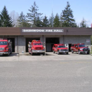 Station 61 Dashwood VFD